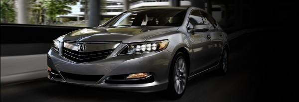 Ready, Set, RLX: Wayne Area Acura Drivers the New Tech ... on