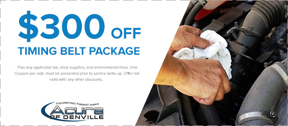 Acura Service Coupons