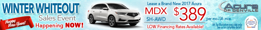 acura lease offer