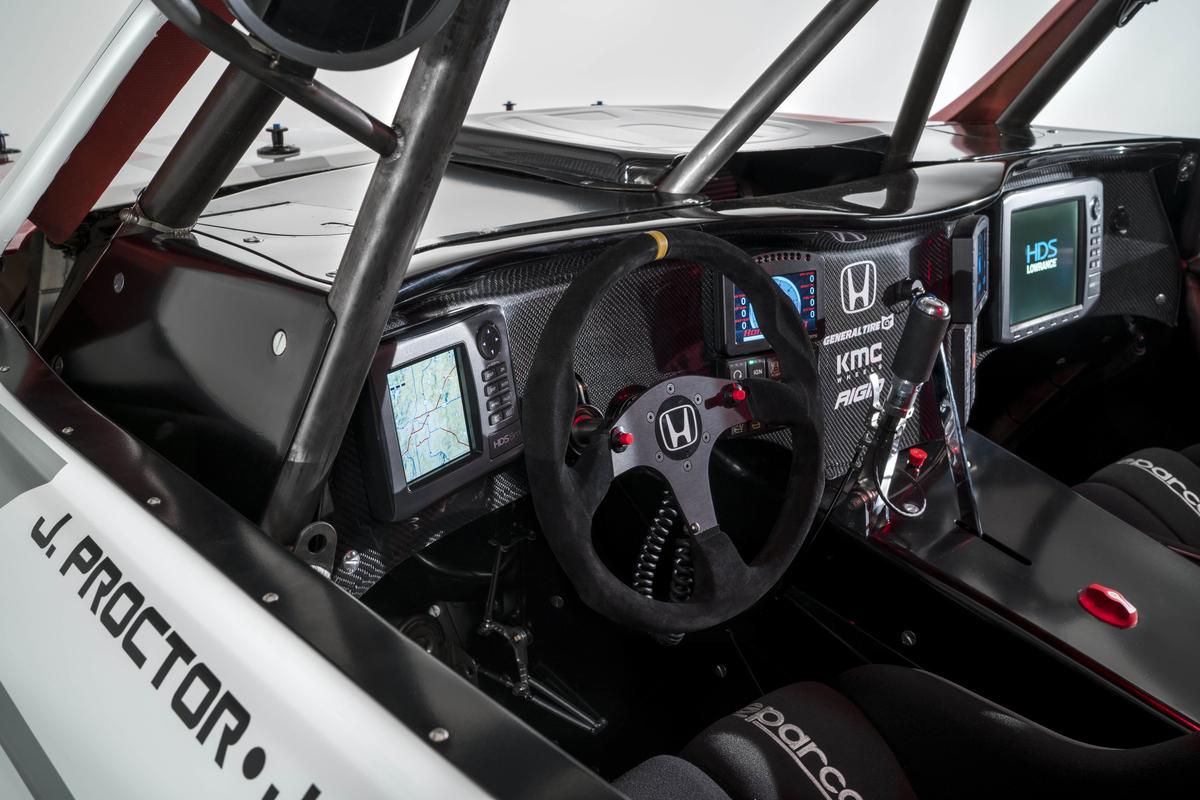Ridgeline Baja Race Truck