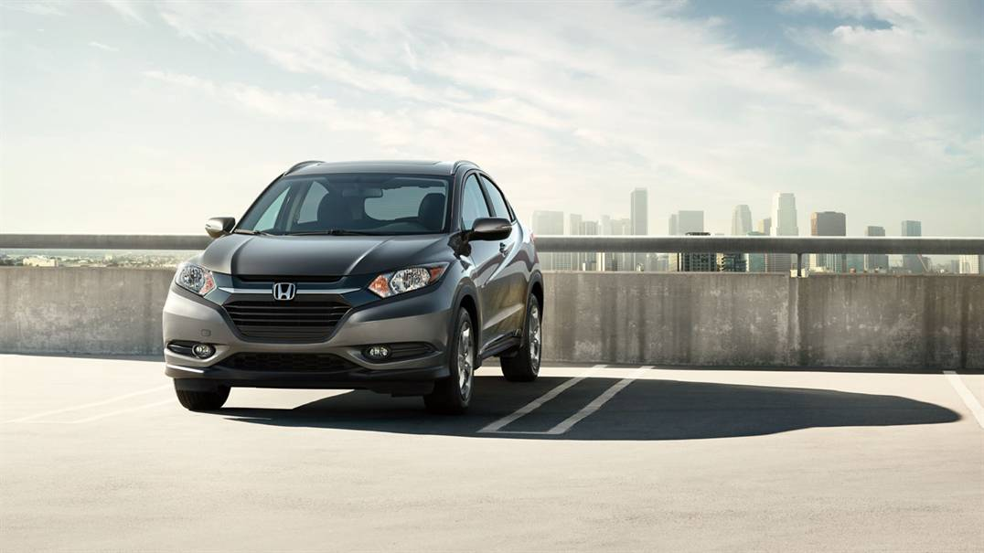 2016 Honda HR-V Front