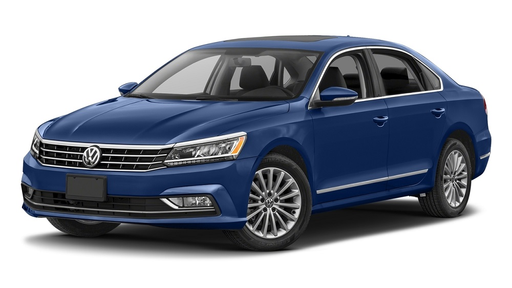 Meet The Sporty And Stylish 2017 Volkswagen Passat