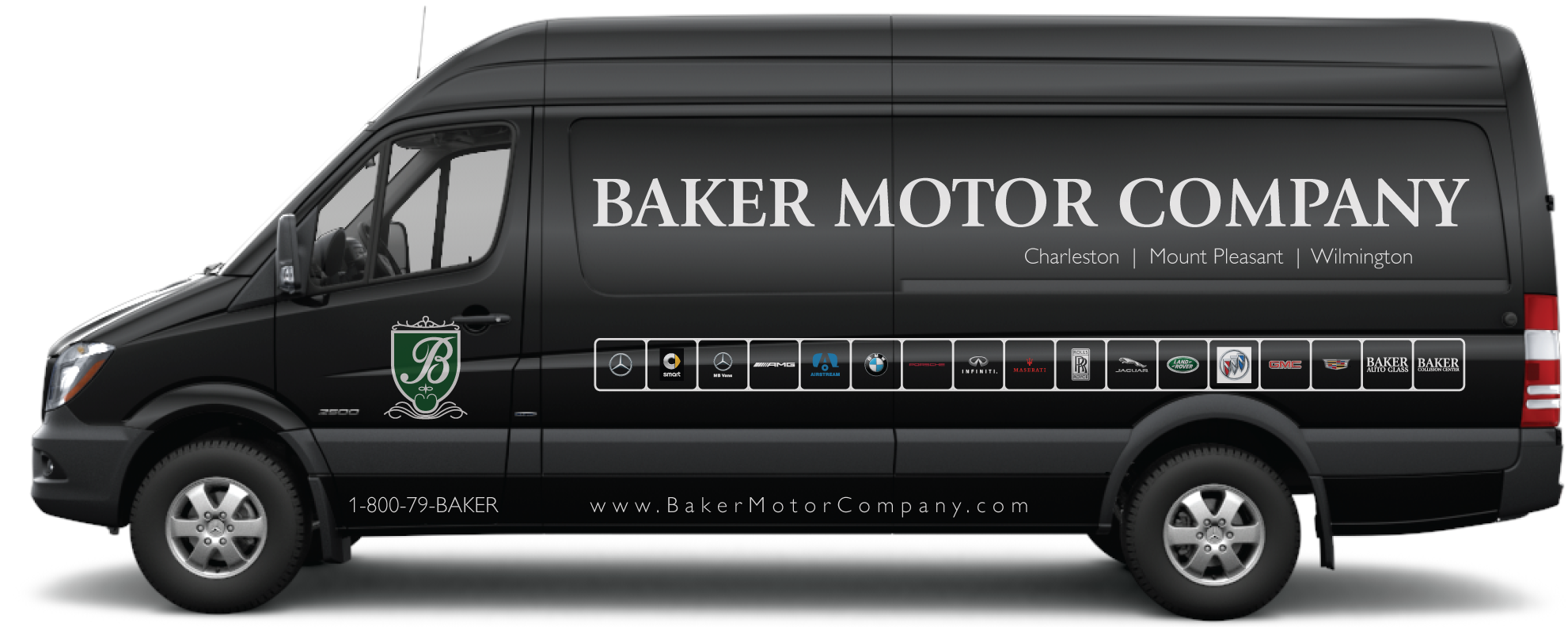 Charleston south carolina airstream airstream autobahn for Baker motor company land rover