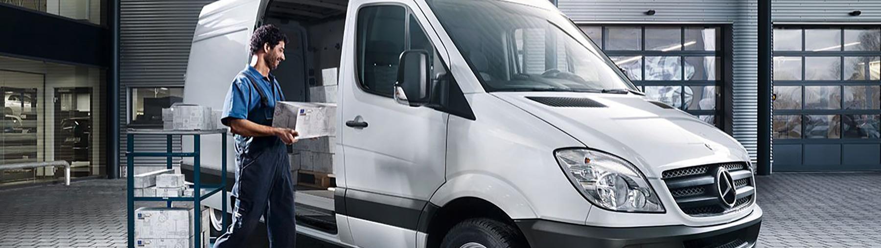 New mercedes benz vans for sale baker motor company of for Mercedes benz vans charleston