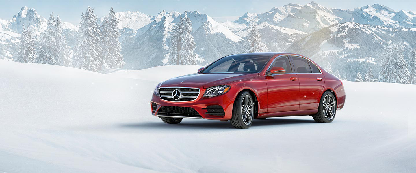 The e class sedan inquiry baker motor company of charleston for Mercedes benz loyalty program