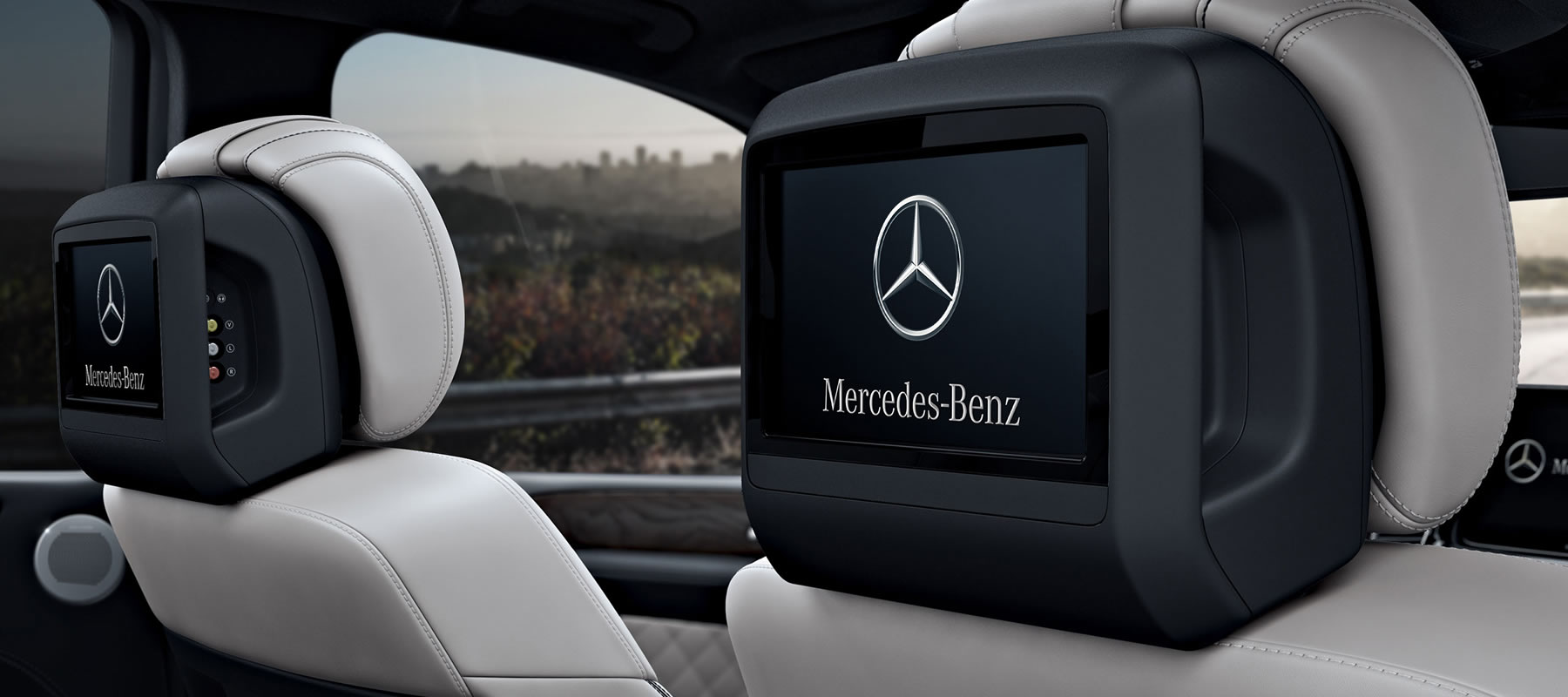 Mercedes benz accessories berglund luxury auto for Mercedes benz acc
