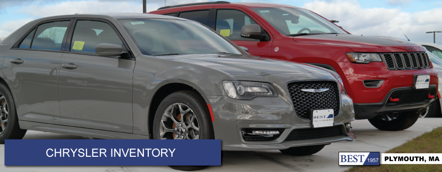 CHRYSLER-INVENTORY