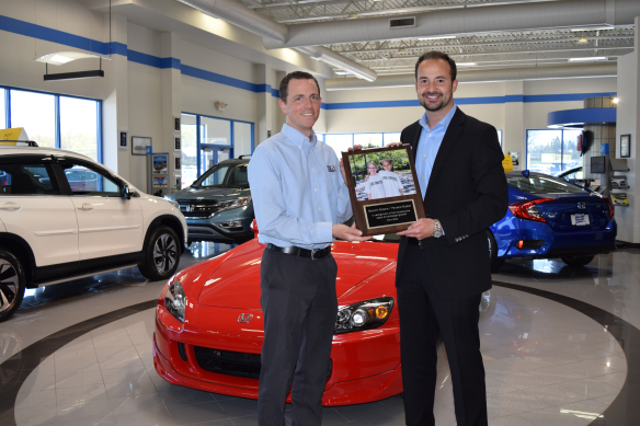 For The Last 8 Years, Bianchi Honda And Porreco Nissan Have Created A Lot  Of Love. Collectively, Both Dealerships Earned Honor Roll Distinction For  Their ...