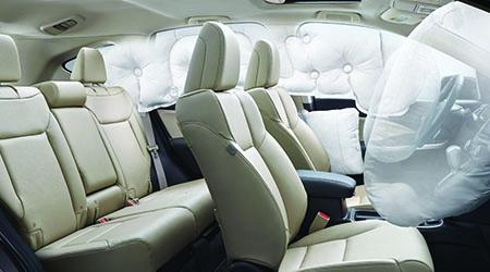 Smartvent airbags