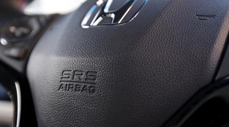 honda steering wheel airbag