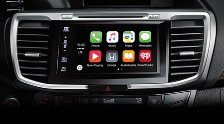 accord apple carplay