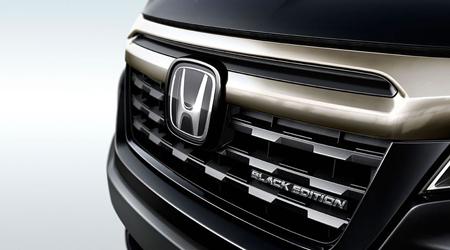 2017 Honda ridgeline black edition grilles