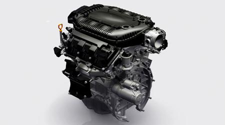 2016 Honda Pilot V-6 Engine