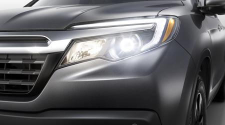 ridgeline led headlights