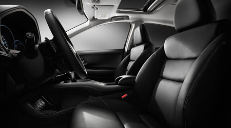 honda leather heated seats