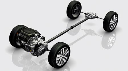 2016 Honda Pilot AWD Powertrain