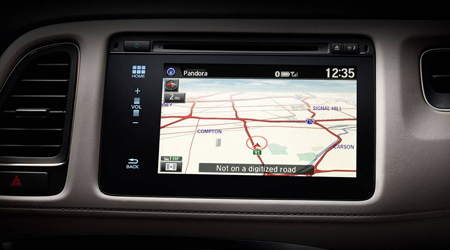 2016 Honda HR-V navigation