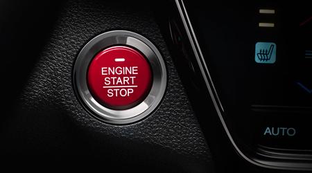 2016 Honda HR-V push button start