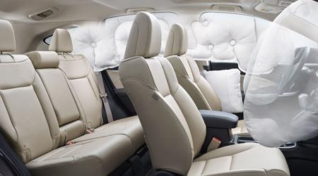 honda smart vent airbags