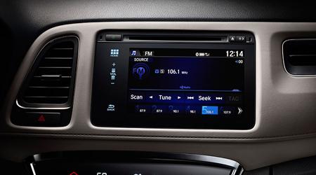7 inch display touch screen honda