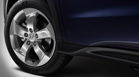 honda hrv alloy wheels
