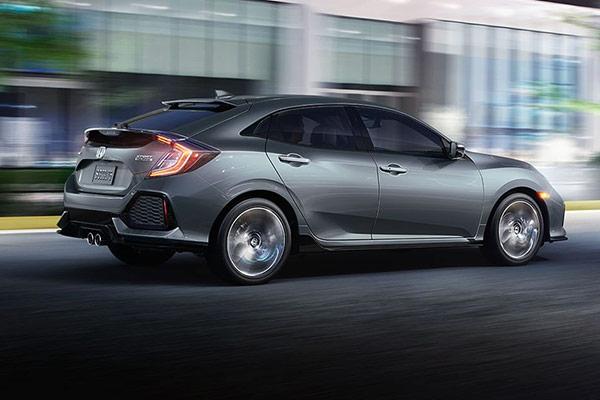 Honda Civic Hatchback Reviews