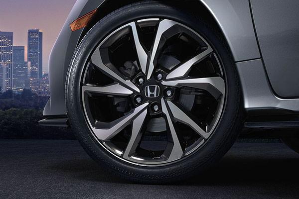 Honda Civic Hatchback Trims