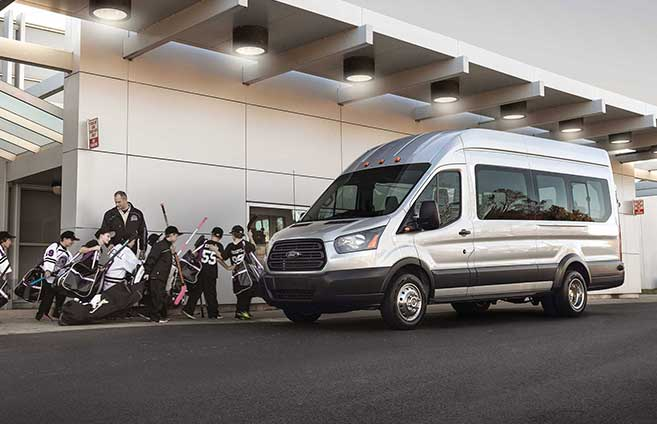 2017 Ford Transit - Multiple Configurations