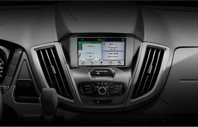 2017 Ford Transit - SYNC 3