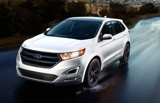 2017 Ford Edge - Intelligent All-Wheel Drive