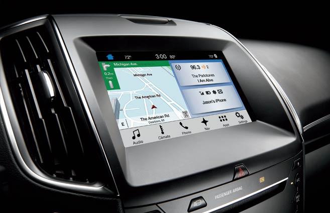 2017 Ford Edge - SYNC 3