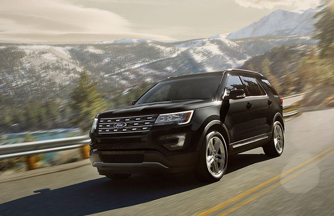 2017 Ford Explorer - Eco Boost