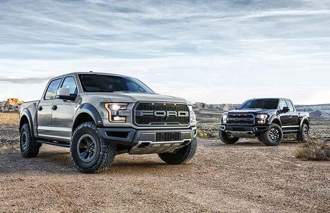2017 Ford Raptor - Leaner and Meaner