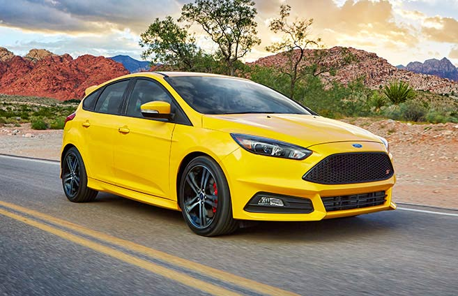 2017 Ford Focus | Capital Ford Lincoln