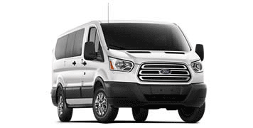 2017 Transit van at Capital Ford Winnipeg