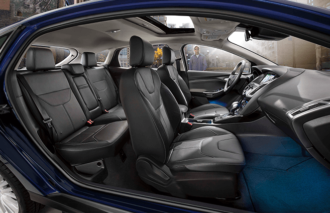 2017 Focus Focus - Spacious Interior