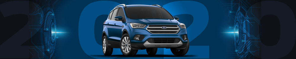 2020 Ford Electric SUV