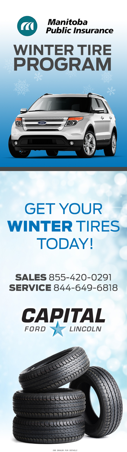 Winter Tires Progam