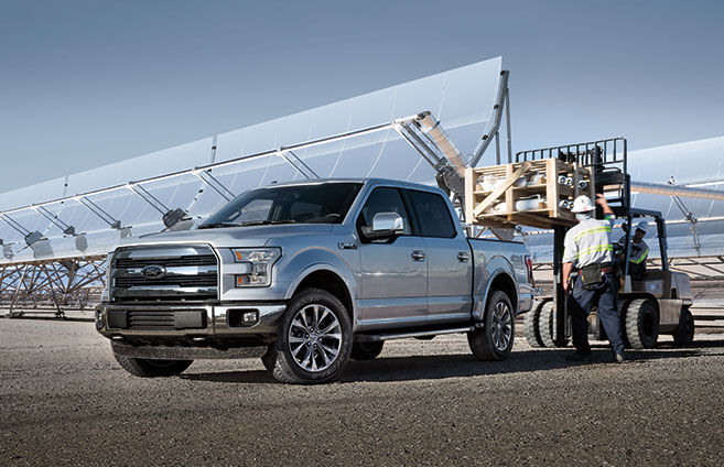 2017 Ford F-150 - Best Seller