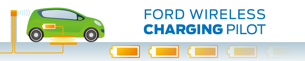 Ford Wireless Charging Pad
