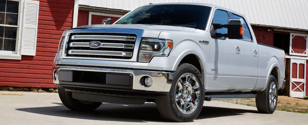 2014 Ford F150 Lariat Featured Image