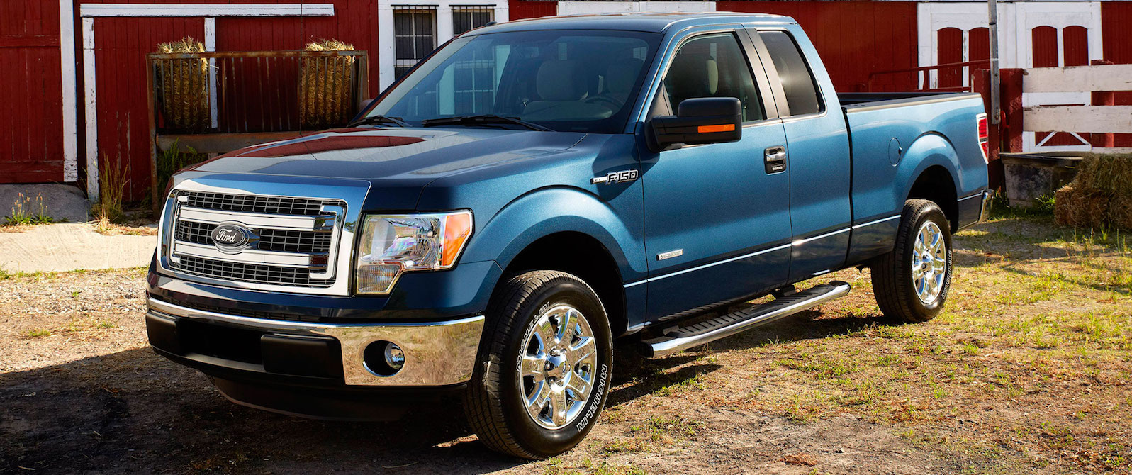 Ford F-150 12th-Gen