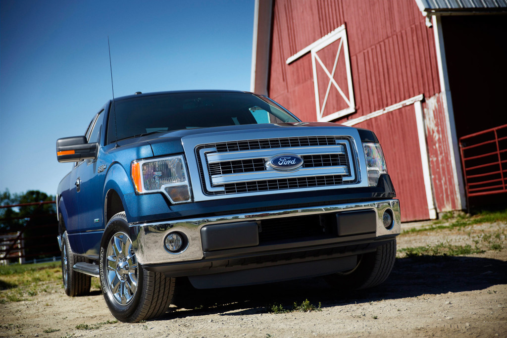 2014 Ford XLt Cherner On-site Page one