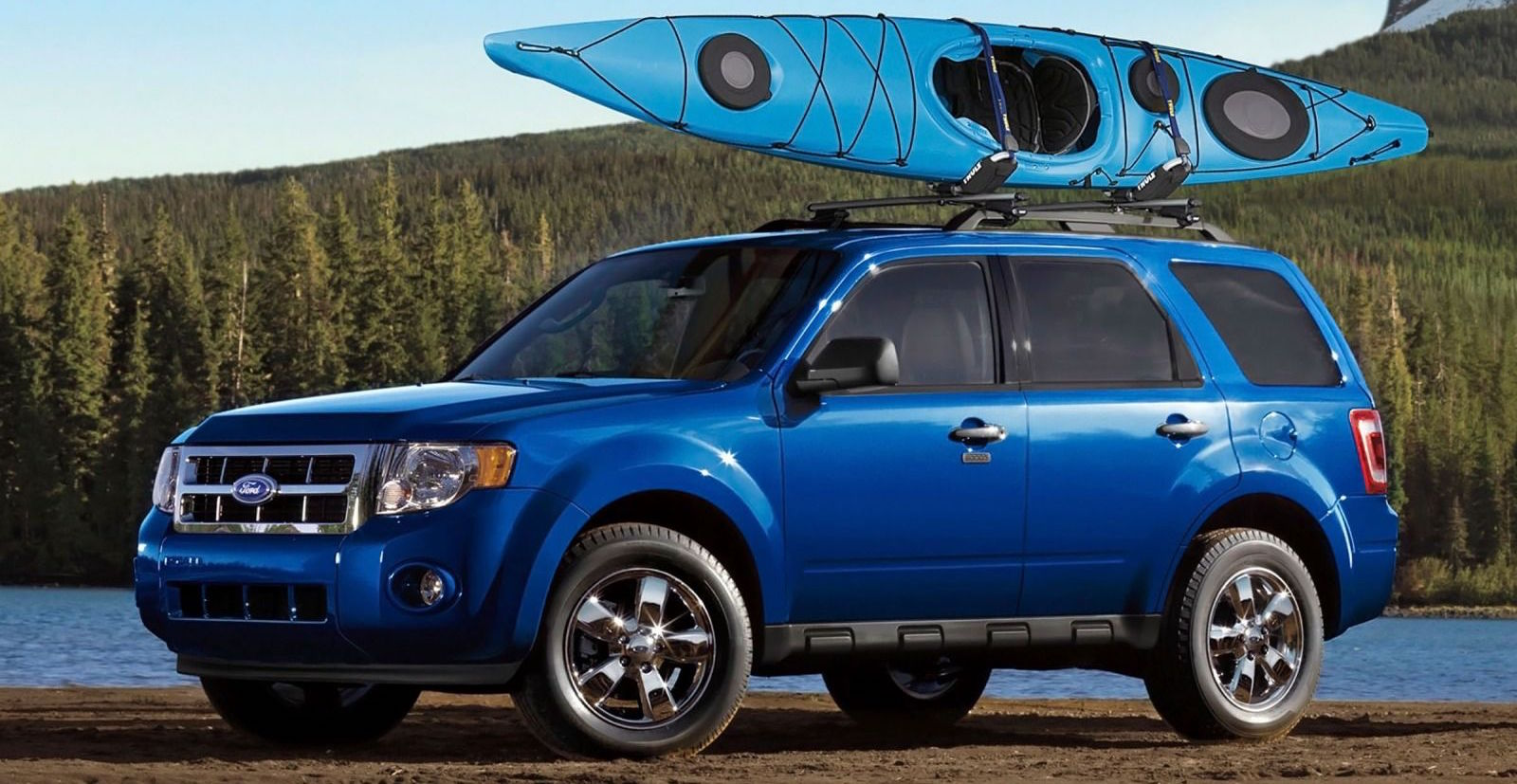 Ford Escape Design