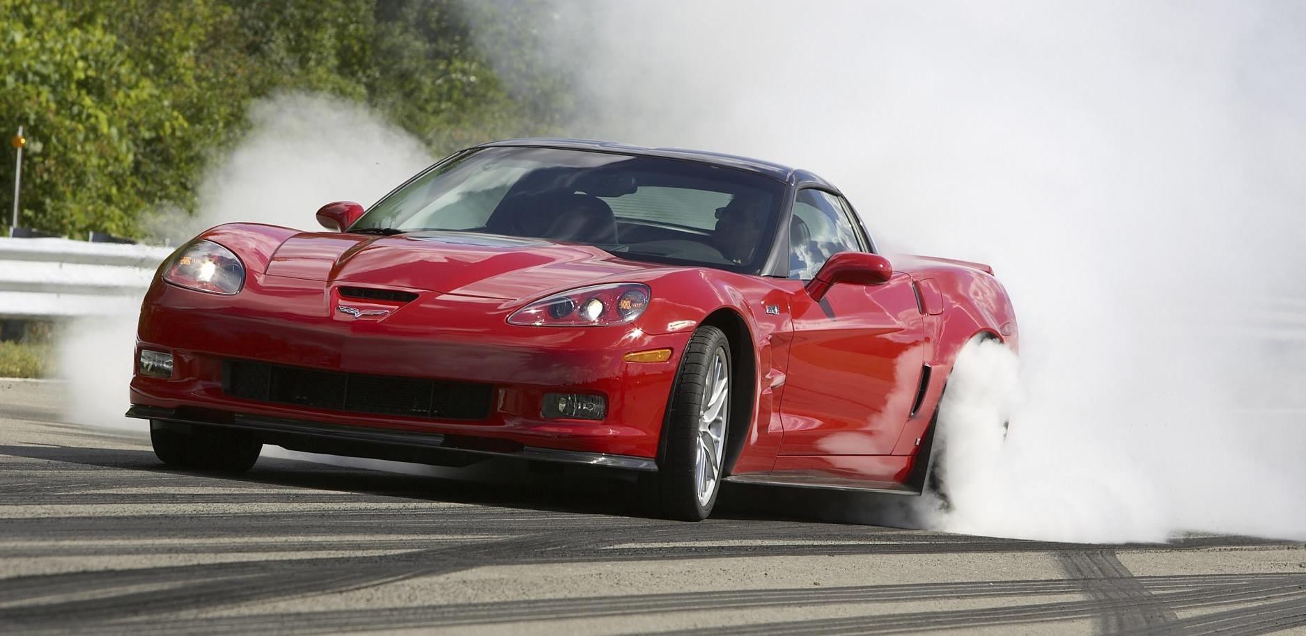 Chevy Corvette Performance