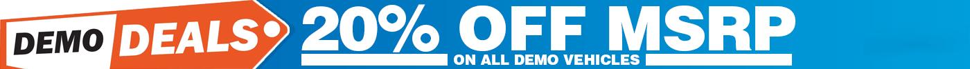 Demo Deals