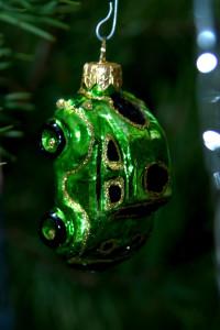 Christmas Car Ornament