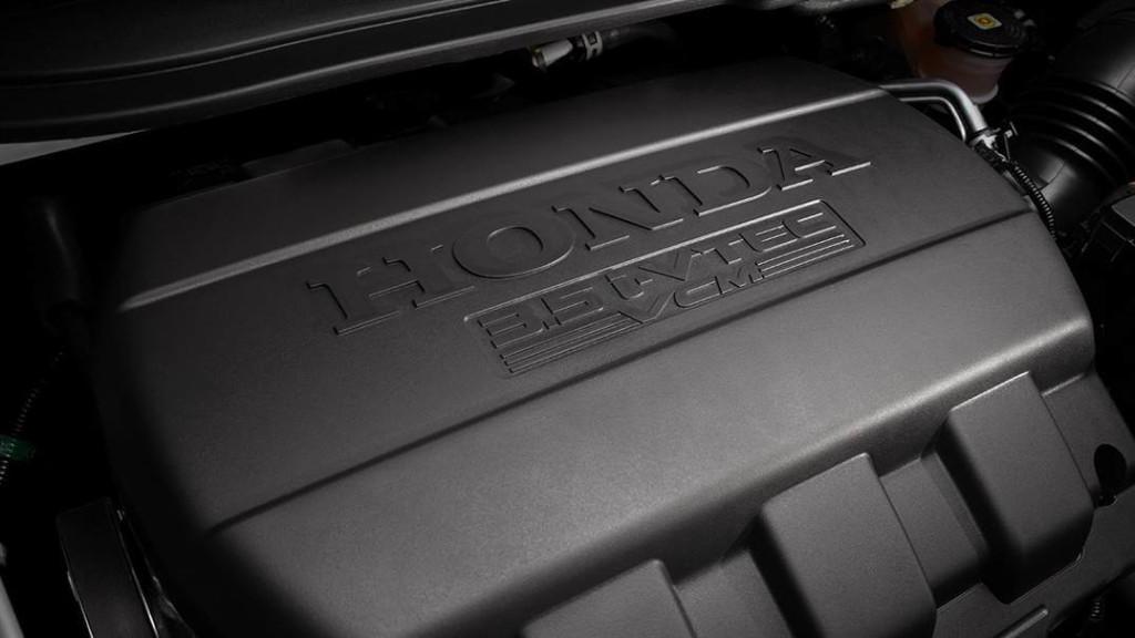 2016 Honda Odyssey performance