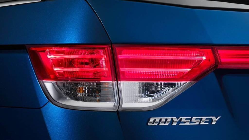 2016 Honda Odyssey trims