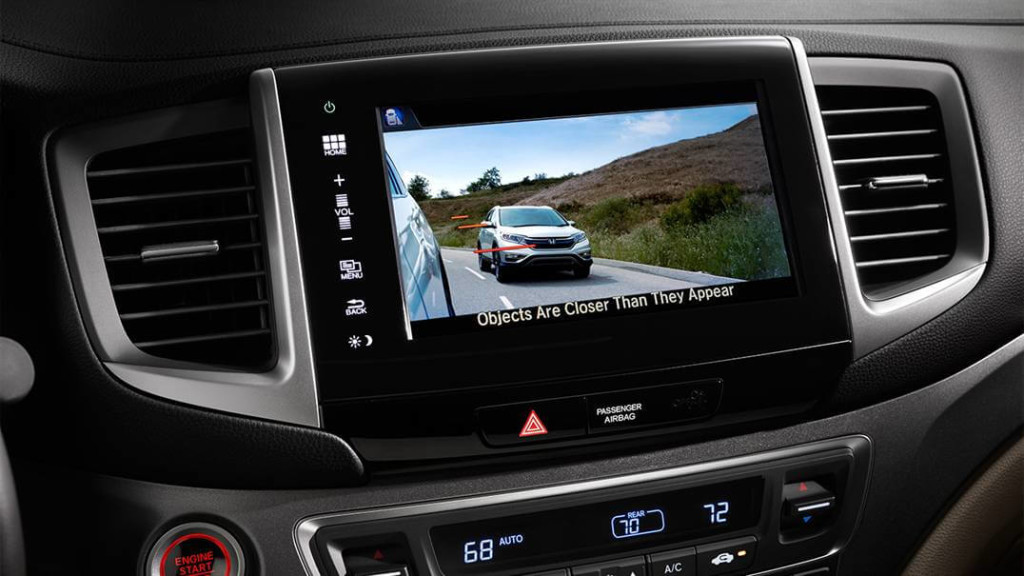 2016 Honda Pilot safety tech